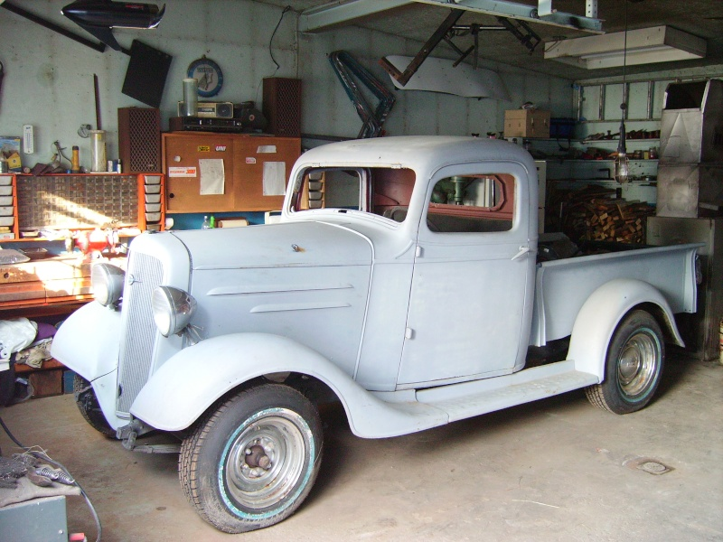 1936 chevrolet pick up. Black Bedroom Furniture Sets. Home Design Ideas