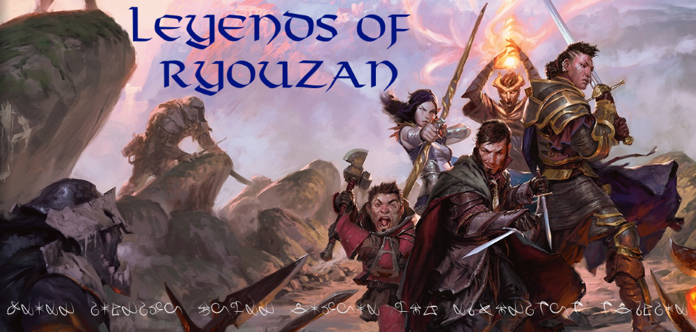 Legends of Ryouzan
