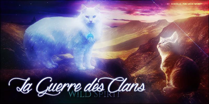 La Guerre des Clans : Wild Spirit